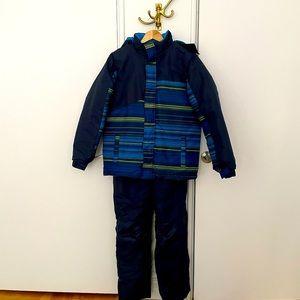 Winter snow suit